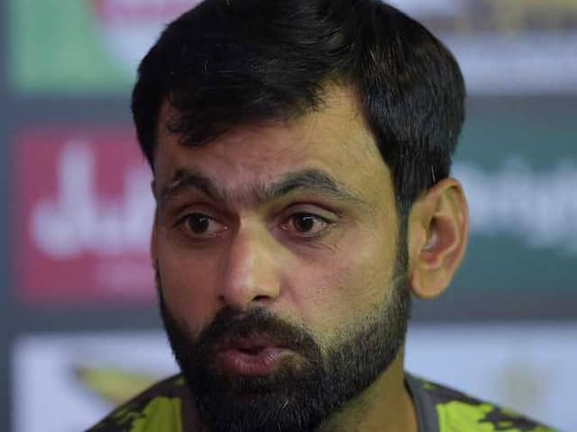 """""""I Feel Time Is Up"""": Mohammad Hafeez Announces Retirement From Test Cricket"""