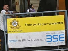 Sensex, Nifty On Track To Log In Seventh Day Of Gains