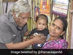 चेन्नई के मशहूर '2 रुपये वाले डॉक्टर' का निधन, कभी सिर्फ 25 पैसे में लोगों का करते थे इलाज