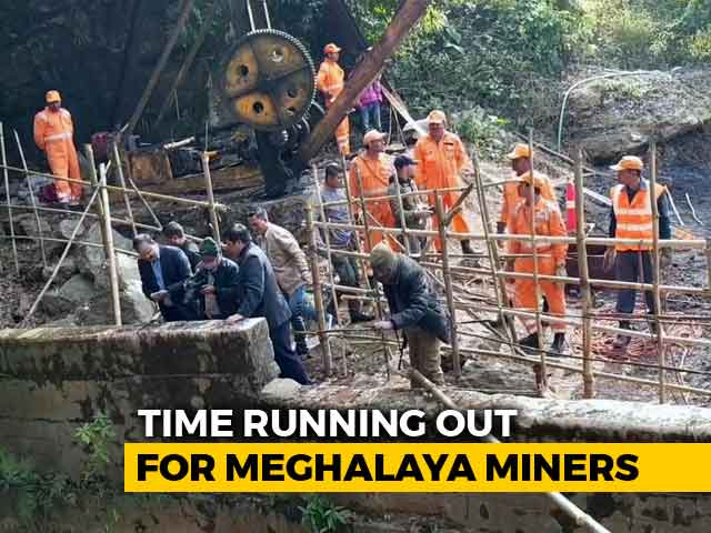 Video : 16 Days On, Only 3 Helmets Found. No Sign Of Meghalaya Miners