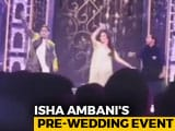Video : Nita Ambani Dances To Bollywood Number At Isha's Pre-Wedding Event. Watch