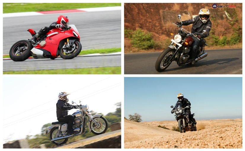 We look back at some of the best two-wheelers we reviewed in 2018