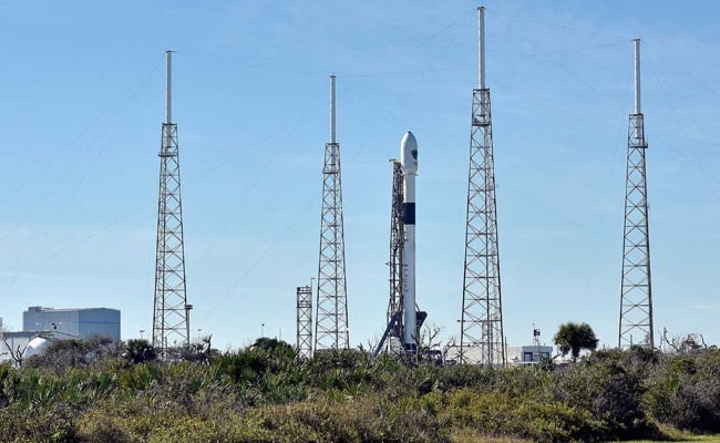 SpaceX Launches US Military Satellite Marking 1st Security Space Mission