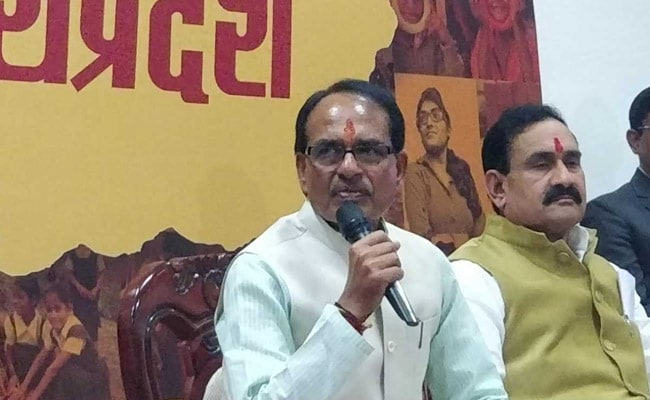 'Whoever Comes To Madhya Pradesh Stays Here': Shivraj Singh Chouhan