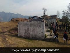 In Jammu And Kashmir, Row Over Roofless Polling Booth That Missed Review