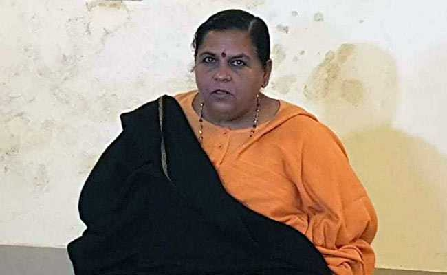 No Issue In Following Dress Code At Mahakal Temple: Uma Bharti