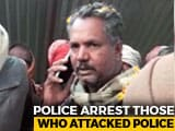 Video : Nishad Party Member Named As Main Accused In Cop's Killing By Mob In UP