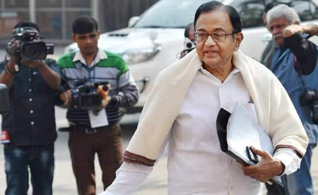 Need To Question P Chidambaram In INX Media Case, CBI Tells Court