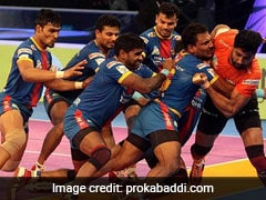PKL: UP Yoddha Beat U Mumba 34-29 In First Eliminator