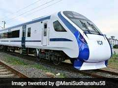 Vande Bharat Express Hit By Stones; Windows, Driver's Screen Damaged