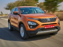Tata Harrier Now Gets Sunroof As An Accessory