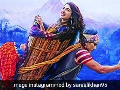 <I>Kedarnath</I> Celeb Review: Sara Ali Khan 'A Gorgeous New Super Talent,' Post Sussanne Khan And Others
