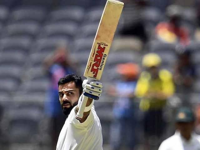 Virat Kohli Extends Lead As Number One Batsman In ICC Test Rankings