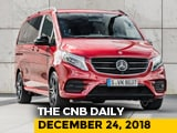 Video : Mercedes-Benz V Class, Cars In Delhi To Cost More, 2019 Bajaj V15