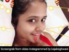 काजल राघवानी ने फैंस को इस अंदाज में दी Christmas की बधाई, खूब देखा जा रहा है Video
