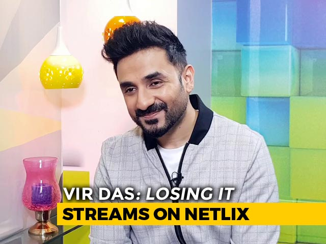 Video : Vir Das On Indian Comedy And His Next Show <i>Losing It</i>