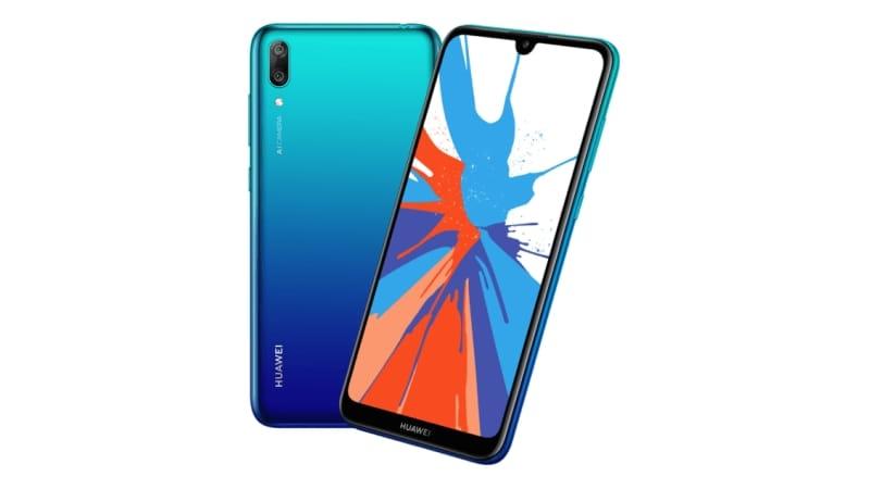 Huawei Y7 Pro (2019) लॉन्च, 16 मेगापिक्सल सेल्फी कैमरे और 4000 एमएएच बैटरी से है लैस
