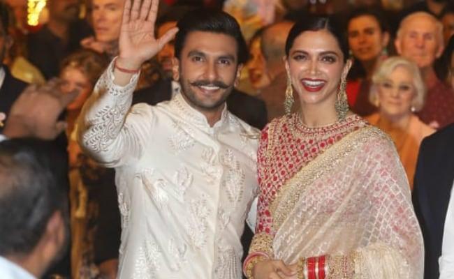 Isha Ambani Wedding: Newlyweds Deepika Padukone, Ranveer Singh Steal Our Hearts Again. See Pics