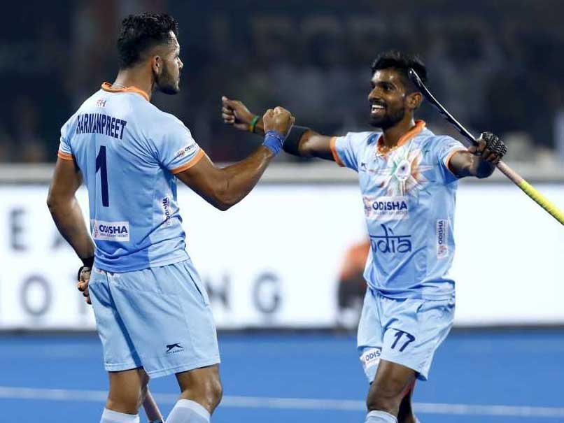 India vs Canada, Hockey World Cup Highlights: India Outclass Canada To March Into Quarterfinals