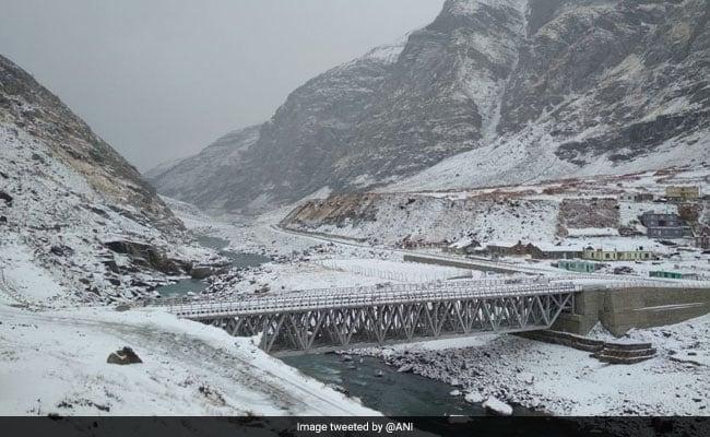 Fresh Snow, Rain Forecast As Intense Cold Grips Kashmir
