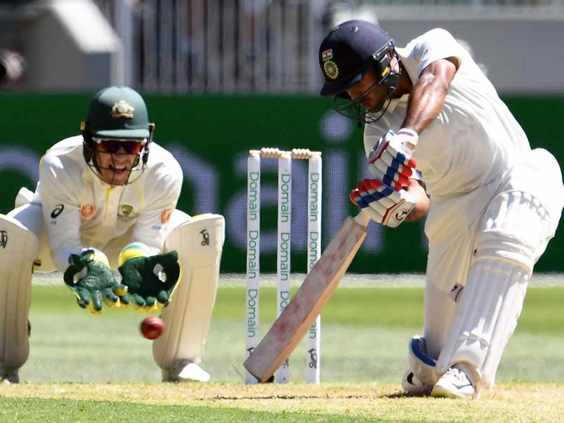 Mayank Agarwal Wanted To Remain Not Out Till The End Of The Day