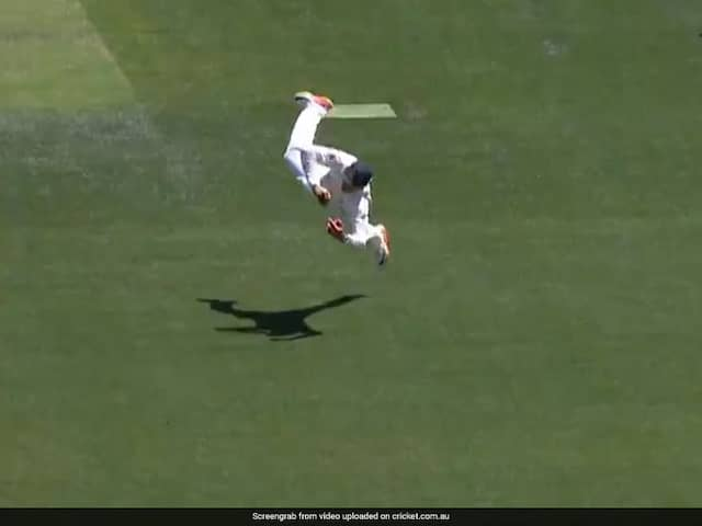 Ricky Ponting Hails Usman Khawajas Diving Effort To Dismiss Virat Kohli