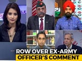 Video : Army Officer's Comment On Surgical Strikes Sparks A Row