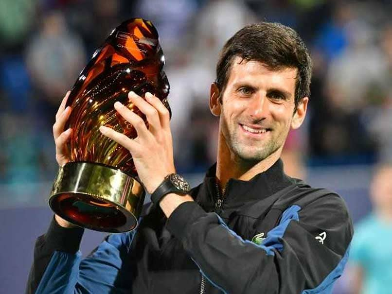 Novak Djokovic Wins Fourth Mubadala Title; Equals Rafael Nadals Record