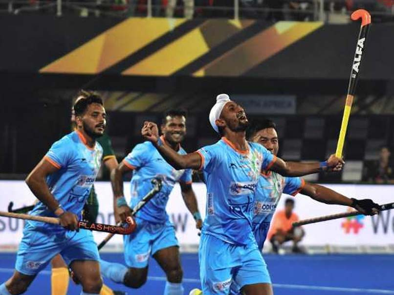 Hockey World Cup: India will face tough Belgium on Sunday