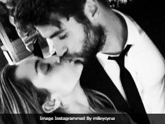 Miley Cyrus And Liam Hemsworth Are Married. See Pics