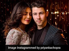 Priyanka Chopra Shares A Loved-Up Pic With Nick Jonas From Their Wedding Reception Party