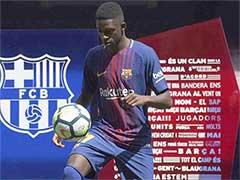 Ousmane Dembele Issue Will Be Handled Internally, Says Barcelona Coach Ernesto Valverde