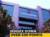 Video : Sensex Cracks Over 650 Points, Rupee Weakest Since November 20