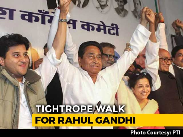 Kamal Nath For Madhya Pradesh, Rahul Gandhi Hints In Tweet