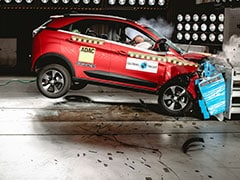 Tata Nexon Creates History With 5 Star Global NCAP Crash Test Rating
