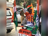 Video: Congress Workers Celebrate Outside Sachin Pilot's House In Jaipur