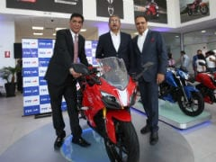 TVS Motor Company Strengthens Peru Presence With Three Products