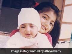 Athiya Shetty's Million Dollar Throwback Pic On Brother Ahan's Birthday