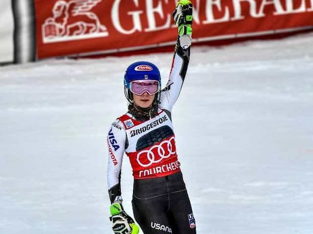 Mikaela Shiffrin Youngest Woman To Reach 50 World Cup Wins With Courchevel Victory
