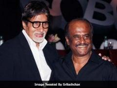 Happy Birthday, Rajinikanth: Best Wishes From Amitabh Bachchan, Akshay Kumar, Mohanlal And Others