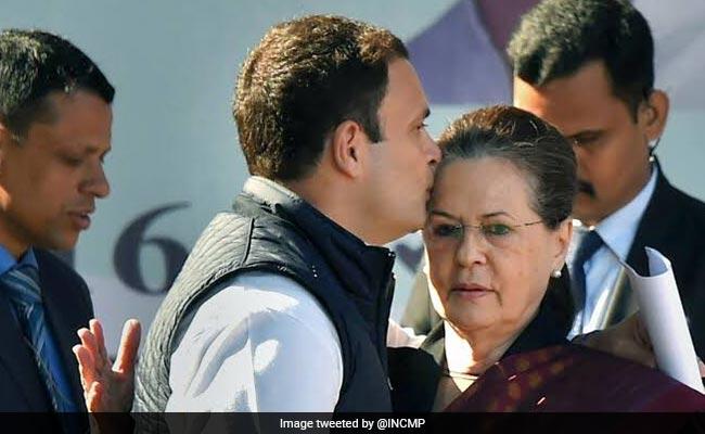 'MP, छत्तीसगढ़, राजस्थान में किसे CM होना चाहिए' वाले सवाल पर बोलीं सोनिया गांधी- प्लीज राहुल से पूछिए