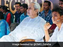 """Surrendered Maoists """"Overjoyed"""" To Watch Hockey With Naveen Patnaik"""