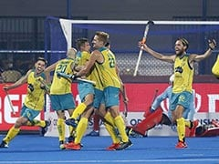 2018 Hockey World Cup: Australia Outclass England 3-0, China Hold Ireland To A Draw