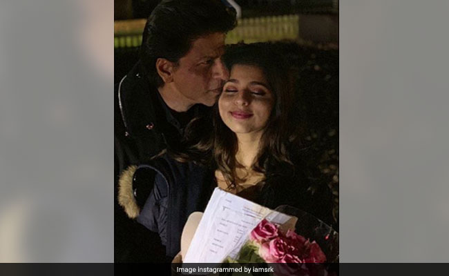 Shah Rukh Khan's Heartfelt Note For Daughter Suhana After Watching Her Performance As Juliet