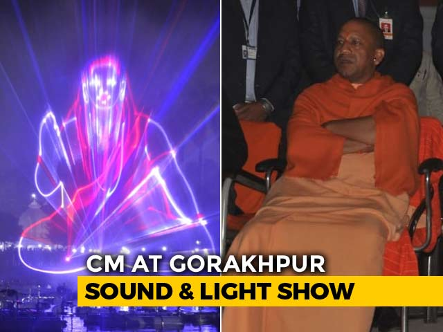 Video : After Cop Killing, Yogi Adityanath's Sound-And-Light, Kabaddi Interludes