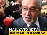Video : India Focused On Getting Me Than Recovering Money: Vijay Mallya To NDTV