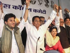3,000 Phone Calls To 'Protect' Congress Lead In Madhya Pradesh: Source