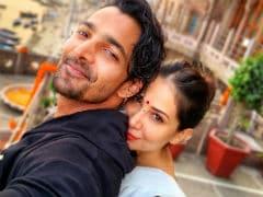 Kim Sharma, On Vacation With Rumoured Boyfriend Harshvardhan Rane, Makes A Birthday Wish For Him