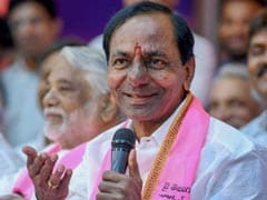 """Writ Of States Should Run"": KCR Eyes National Role To ""Unite Country"""
