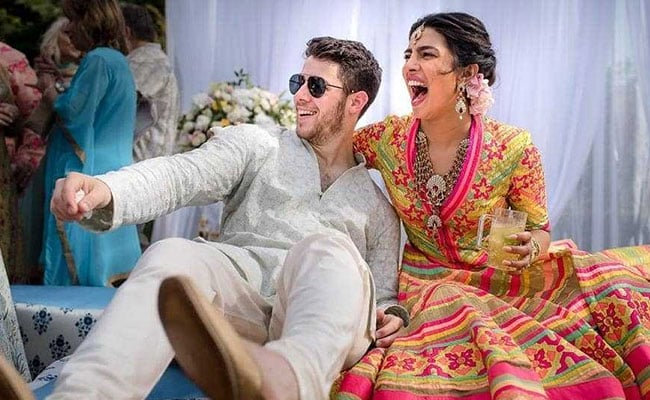 Priyanka Chopra And Nick Jonas' Hindu Wedding: Bride Wore Red, Pics Awaited